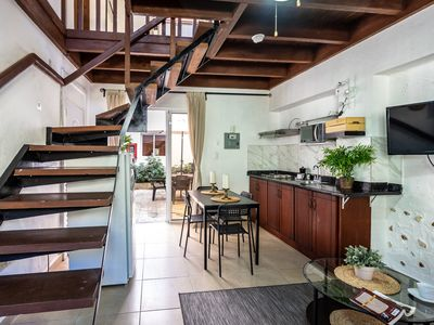 Photo for Loft Santome-Spacious and charming loft