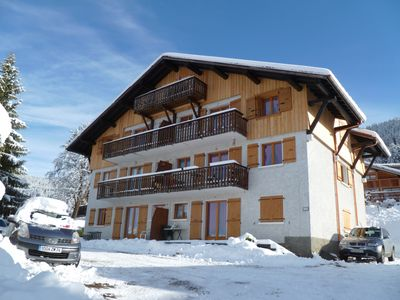 Photo for Rental apartment 75 m2 on carroz araches the heart of the great massif