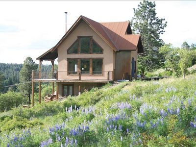 Photo for Sneffels Retreat!  Enjoy Amazing Mountain Views in Peace & Comfort!