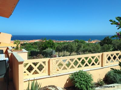 Photo for Villa Paola,nice seawiew, big garden