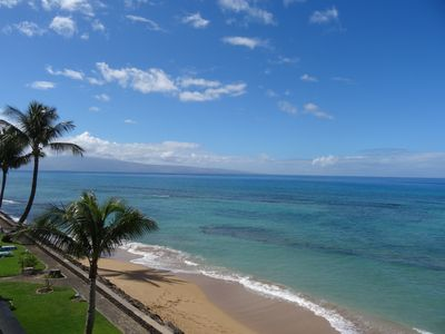 Photo for West Maui Beachfront Luxury Condo 30 Steps From The Ocean!