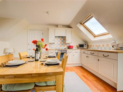 Photo for Cottage in Mawgan Porth, Cornwall (South Coast)