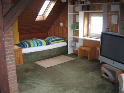 Photo for Small beautiful attic apartment in Solingen