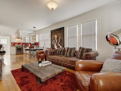 Photo for Stylish Remodel! 2BR in Hip South Congress – Walk to Shops, Dining & Music
