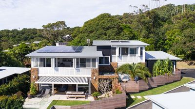 Photo for Ayindi Byron Bay (beach house) - Best Views and  across the road from the beach