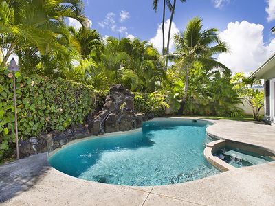 Photo for Beachside Kailua Remodeled w/AC 3 minute walk to beach  - Contact Owner/Rates