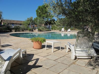 Photo for 1BR Apartment Vacation Rental in Lorgues, Provence-Alpes-Côte-D'Azur
