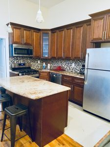 Photo for 20min to Downtown Manhattan, New 3 bedroom apartment