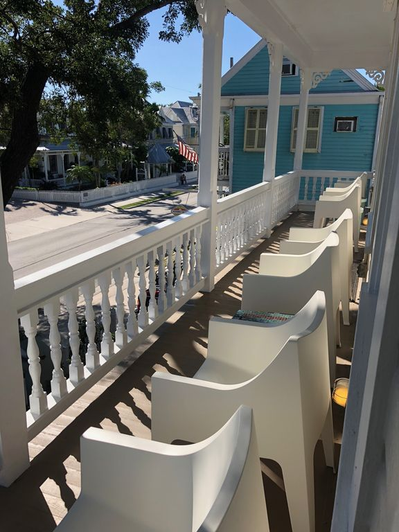Old Town Key West by Southernmost Beach and Duval Main Street.