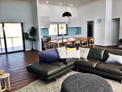 Photo for Encounter Bay Beach House - Luxurious  retreat with Stunning Views