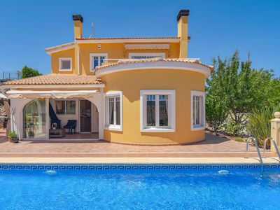 Photo for Stunning Villa in Moraira Spain with Swimming Pool