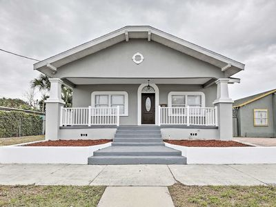 Photo for Updated House - 2 Minutes to Downtown Tampa!