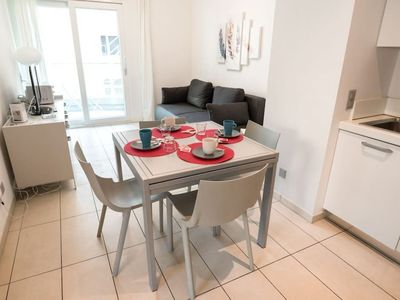 Photo for Spacious Three-Room Apartment 5 minutes walk from Parco Ciani - PRESTIGE 9