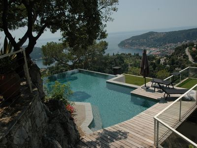 Photo for Lovely 5 bedroom House in Villefranche-sur-Mer (Q1637)