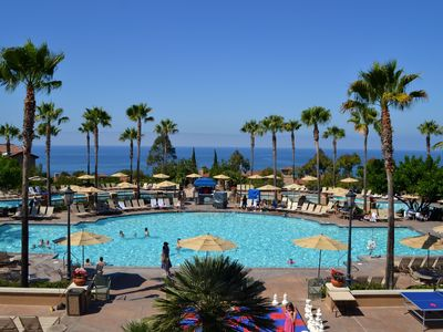 Photo for Marriott Newport Coast - 5 Star Resort! 2 Bedroom Unit! Please Read Decription