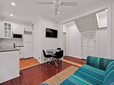 Photo for Stylish Apartment with patio on Sydney North Shore