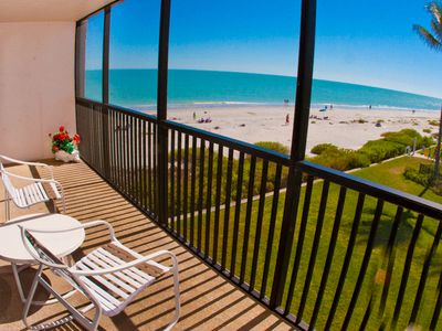 Photo for Remodeled, Gulf Front, Two Bedroom Condo with Den - Sundial E301