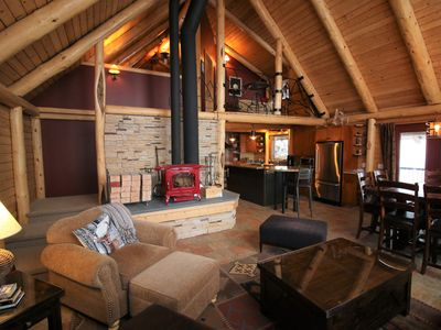 Photo for Stunning Ski In/Out Executive Chalet