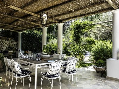 Photo for DELICIOUS VILLA WITH GARDEN AND PRIVATE PARKING. FREE WIFI