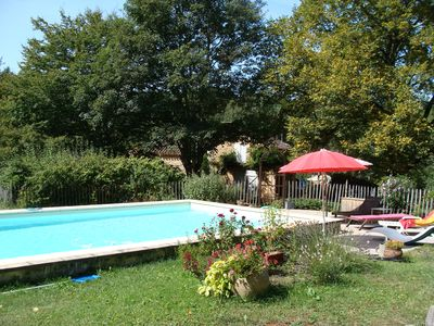 Photo for House with character and private pool