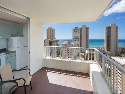 Photo for Perfect location in the Waikiki Townhouse