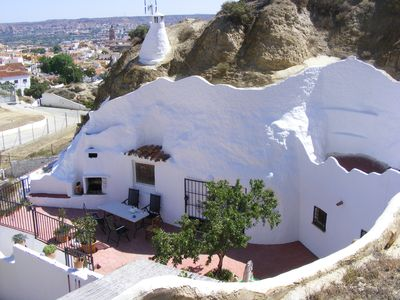 Photo for 2BR Cottage Vacation Rental in Guadix
