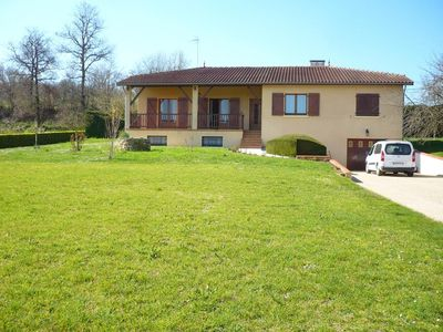 Photo for House Vacation Rental in Lamazère, Pays d'Auch