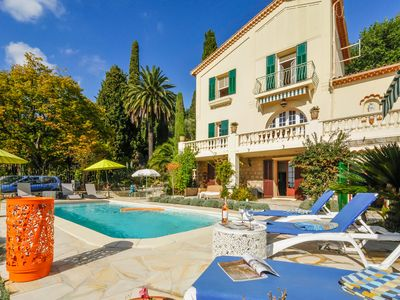 Photo for Magnificent 3 bedroom Villa in Vence (Q9201)