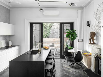 Photo for Three Story brownstone in Clinton Hill | Brooklyn