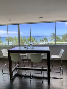 Photo for Spectacular Oceanfront Views Of Waikiki Beach!