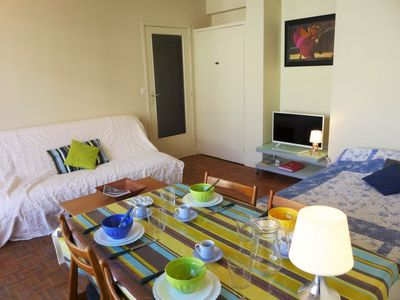 Photo for One bedroom Apartment, sleeps 3 in Biarritz with WiFi