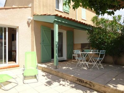 Photo for Villa Gruissan, 2 bedrooms, 5 persons