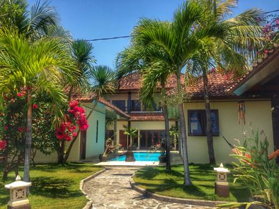 Photo for Beachfront Villa Peaceful Retreat in North Bali, DAILY BREAKFAST INCLUDED!