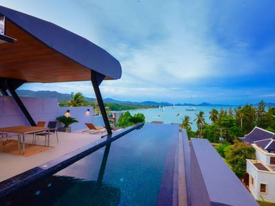 Photo for Phuket - 3 BR OceanView Villa