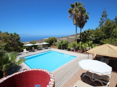 Photo for VIP estate picturesque location overlooking Playa San Juan, 5 holiday homes