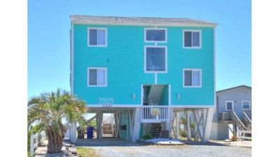 Photo for Spacious 5 Bdrm/3 Bath Oceanfront Home w/ Gorgeous Views of Ocean-Sleeps 18