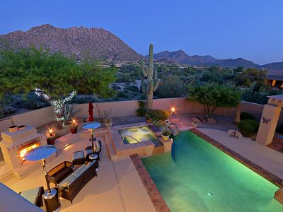 Photo for Amazing Resort Home in North Scottsdale, A Golfer's Paradise with Heated Pool