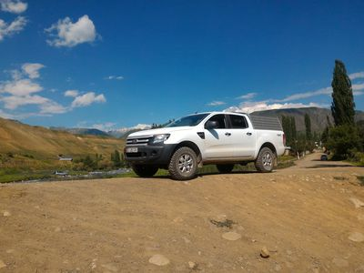 Photo for Expedition Ready Ford Ranger With Camping Equipment