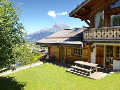 Photo for Megève, Demi Chalet Rentals