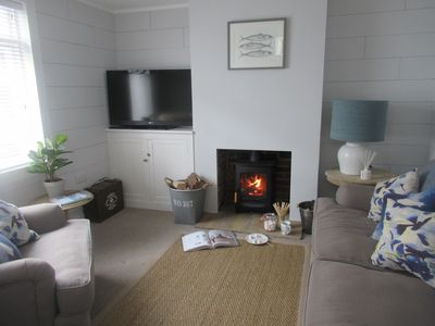 Photo for Stunning Seaside Boutique Cottage - Cowes Isle Of Wight