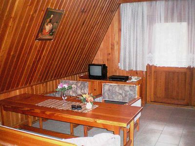 Photo for 1. Holiday Home - Finnhaussiedlung Am Garder See