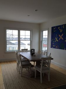 Photo for Beach views from newly built house. 4 Bedrooms. 3 Full Baths. 1 Half. 1 O/shwr.