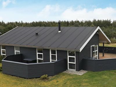 Photo for Elegant Holiday Home in Løkken with Private Whirlpool