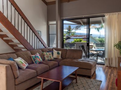 Photo for 3BR in DTWN Kona! ⭐️ Walk to Ocean, Food & Shops + Pool & AC