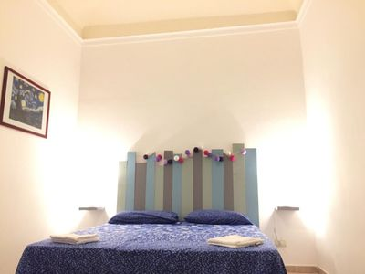 Photo for COSMOPOLITAN SUITE - Comfort and privacy in the historic center of Palermo