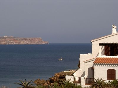 Photo for Beautiful and spacious duplex overlooking the sea. (2 bedrooms)