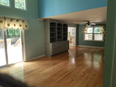 Photo for Spacious 4 bedroom Park Forest Home Near Campus!