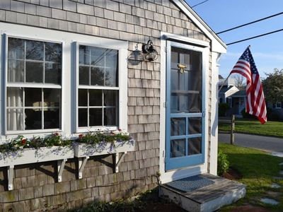 Photo for Wonderful Brant Point 2 BR Cottage - Sleeps 6! No car needed! Great for weddings