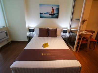 Photo for SIGLO SUITES @ Azure 1-BR BeachView St.Tropez 201B