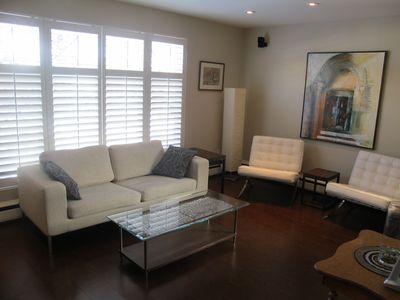 Photo for Beautiful 2 bedroom home - includes laundry and parking
